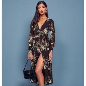 Reformation Susanna Midi Dress - Isabella Size XS